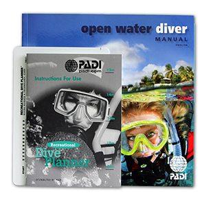 Revised PADI Open Water Manual