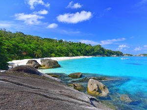 Similan Island scuba diving phuket