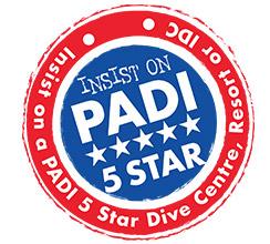 PADI 4 STAR