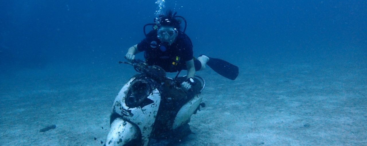 PADI® Open Water Course options